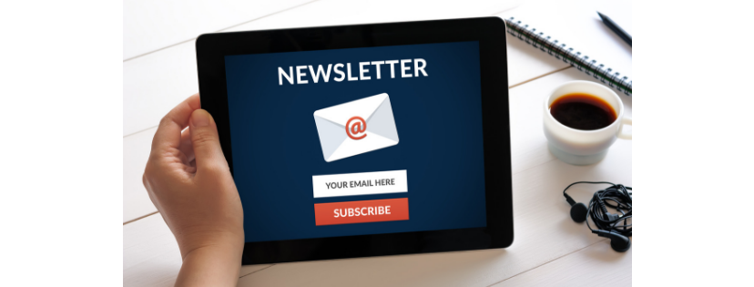 Subscribe to our newsletter
